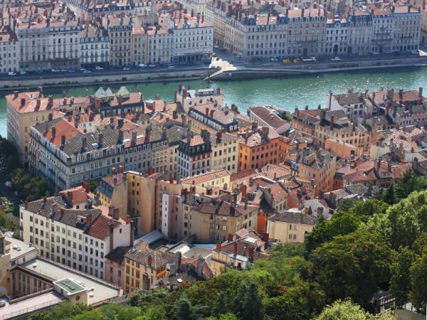 Vieux Lyon, Lyon, France