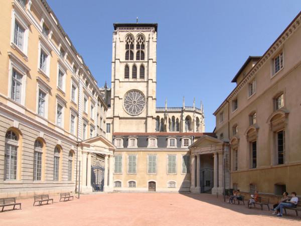 Archiepiscopal Palace, Lyon, France