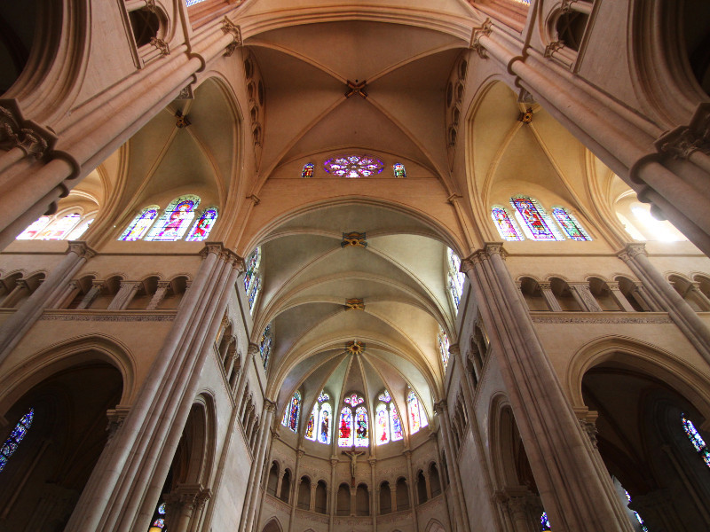 Cathedral, Lyon, France