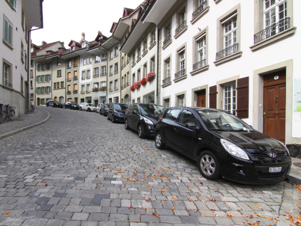 Nydeggstalen, Bern, Switzerland