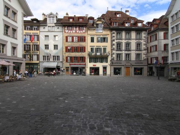 Kornmarkt, Lucerne, Switzerland