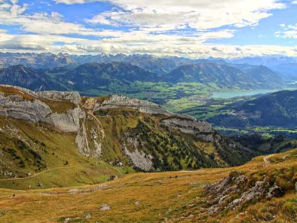 Mt. Pilatus, Switzerland
