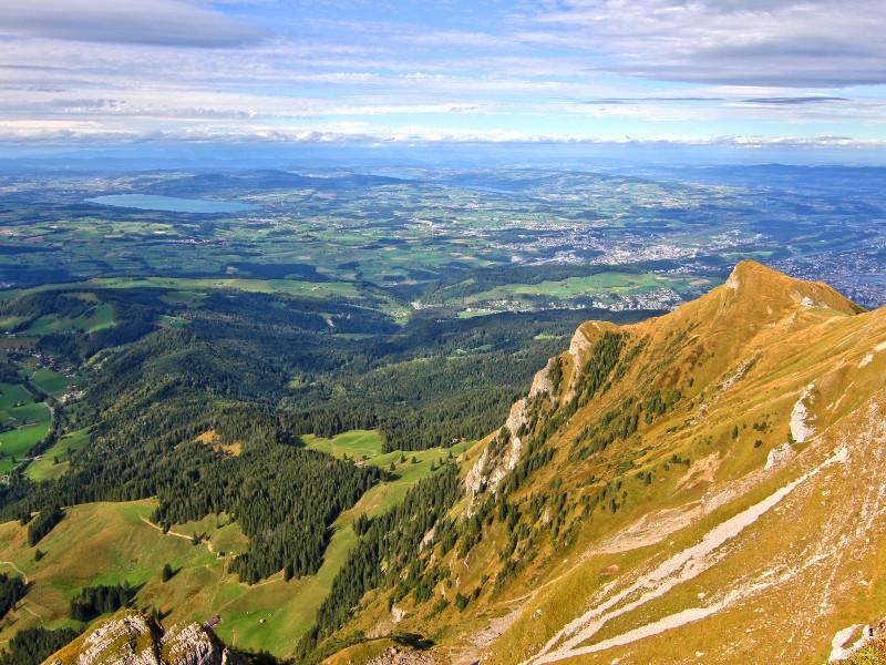 Mt. Pilatus, Switzerland