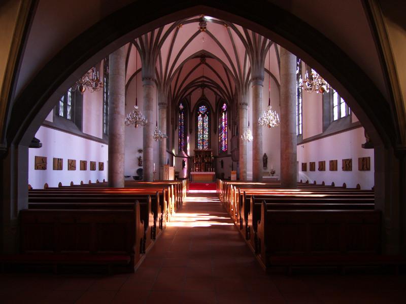 Cathedral, Vaduz, Liechtenstein