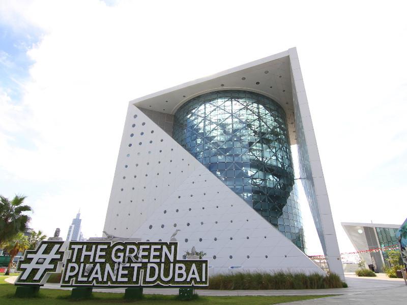Green Planet, City Walk, Dubai