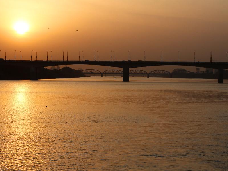 Blue Nile, Khartoum, Sudan