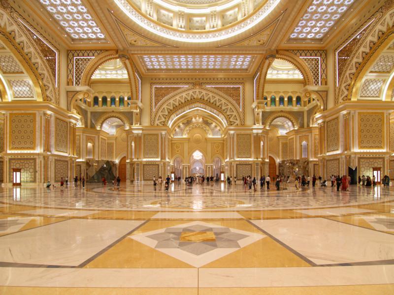Qasr Al Watan, Abu Dhabi