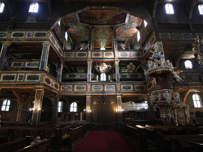 Church of Peace, Swidnica, Poland