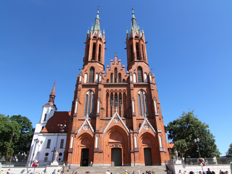 Cathedral Basilica, Bialystok, Poland