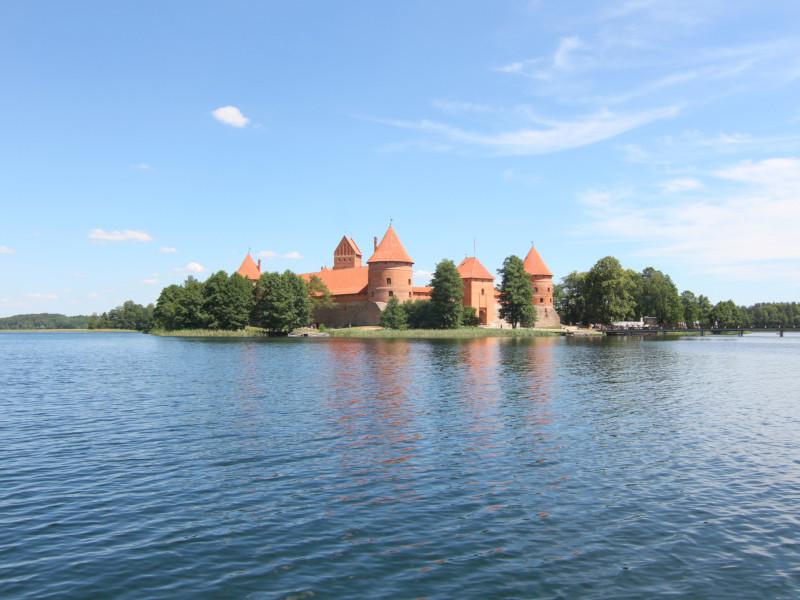Trakai Castle, Trakai, Lithuania