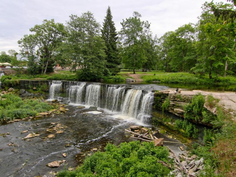 Keila Waterfall, Estonia