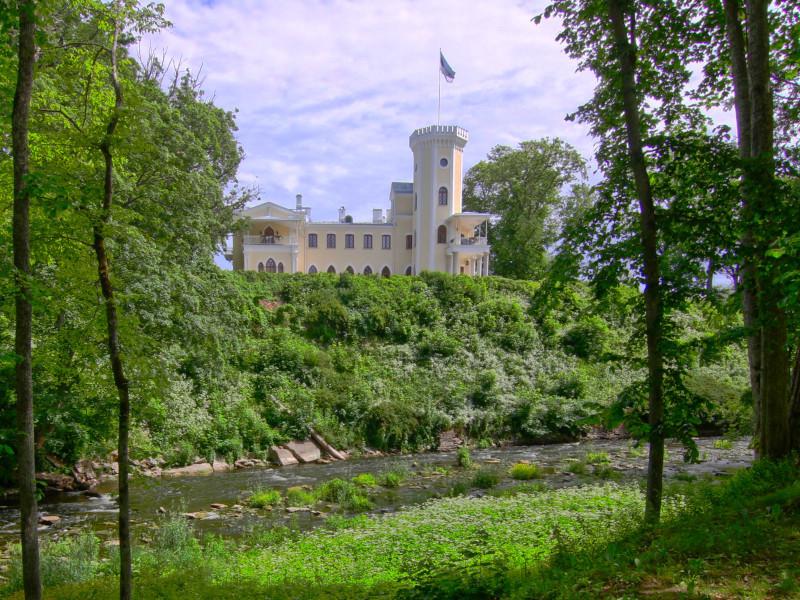 Keila-Joa Manor, Estonia