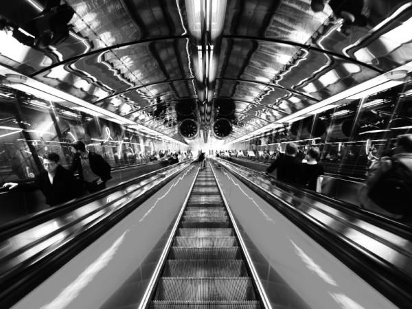 University Metro Station, Helsinki, Finland