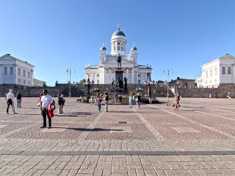 Helsinki Cathedral, Helsinki, Finland