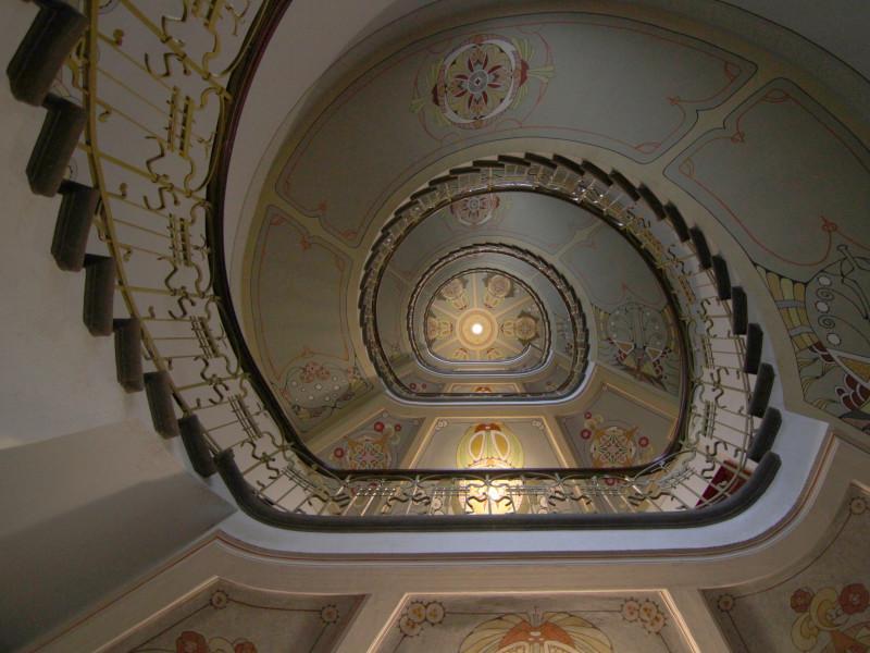 Art Nouveau Museum, Riga, Latvia