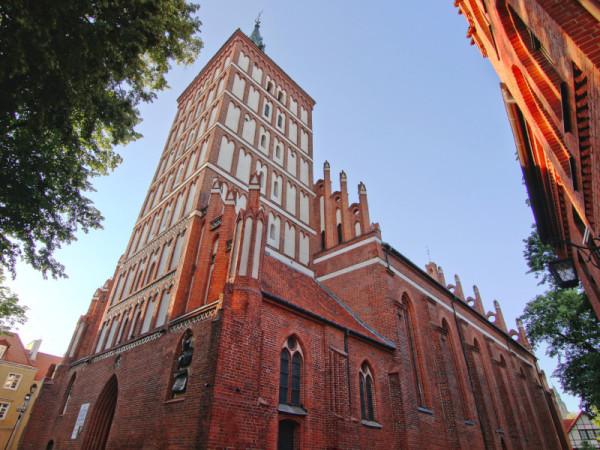 Basilica of St. James, Olsztyn, Poland