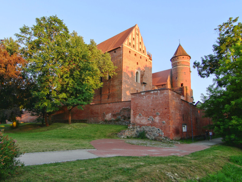 Olsztyn Castle, Olsztyn, Poland