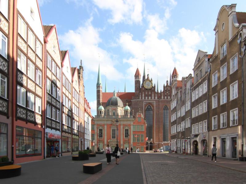 Grobla I, Gdansk, Poland