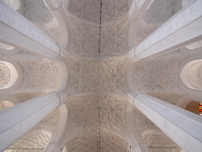 Basilica of St. Mary, Gdansk, Poland