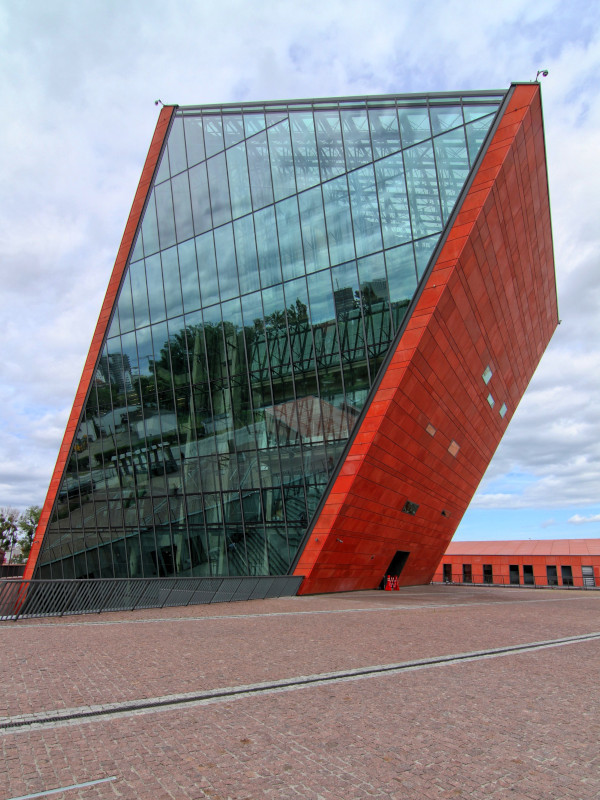 Museum of the Second World War, Gdansk, Poland