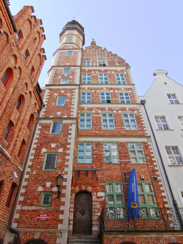 Museum of Archaeology, Gdansk, Poland