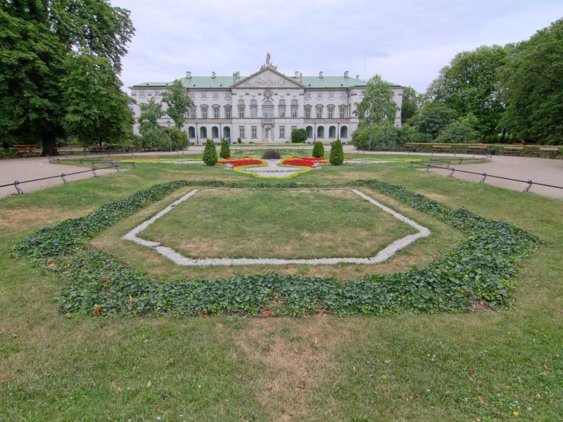 Krasinski Palace, Warsaw, Poland
