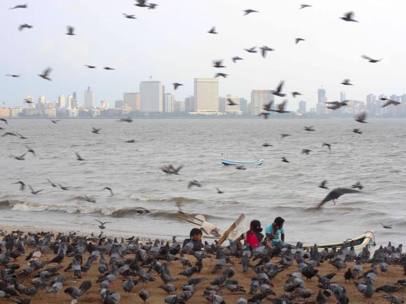 Girgaon Chowpatty, Mumbai, India