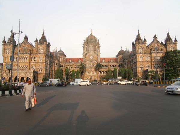 CST Station, Mumbai, India