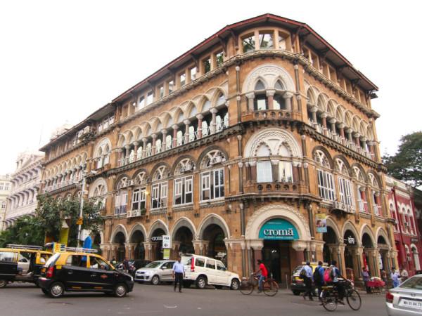 Elphinstone Building, Fort, Mumbai, India