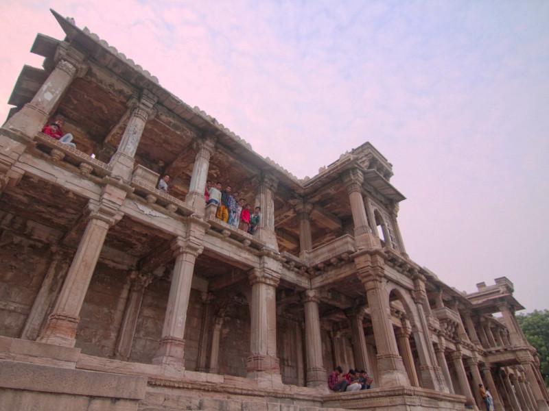 Sarkhej Roza, Ahmedabad, India