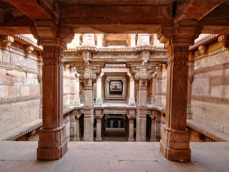 Adalaj Stepwell, Gujarat, India