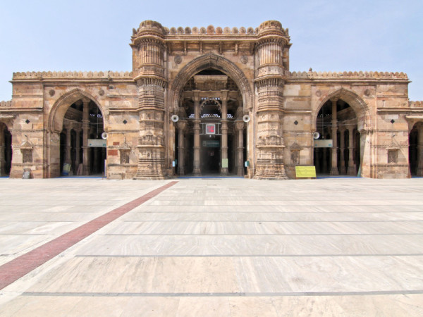 Jama Masjid, Ahmedabad, India
