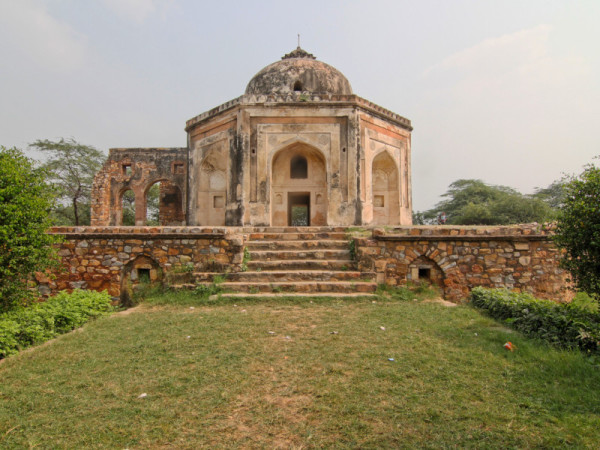 Tomb of Quli Khan, Delhi, India