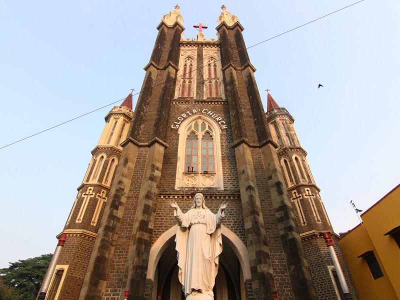 Gloria Church, Byculla, Mumbai, India