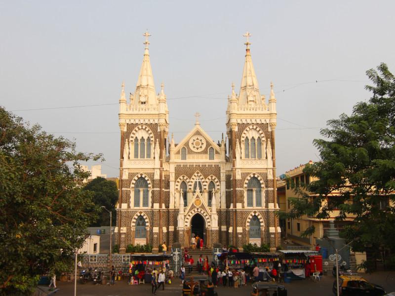 Mount Mary Basilica, Bandra, Mumbai, India