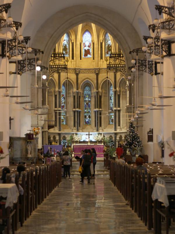 St. Thomas Cathedral, Fort, Mumbai, India