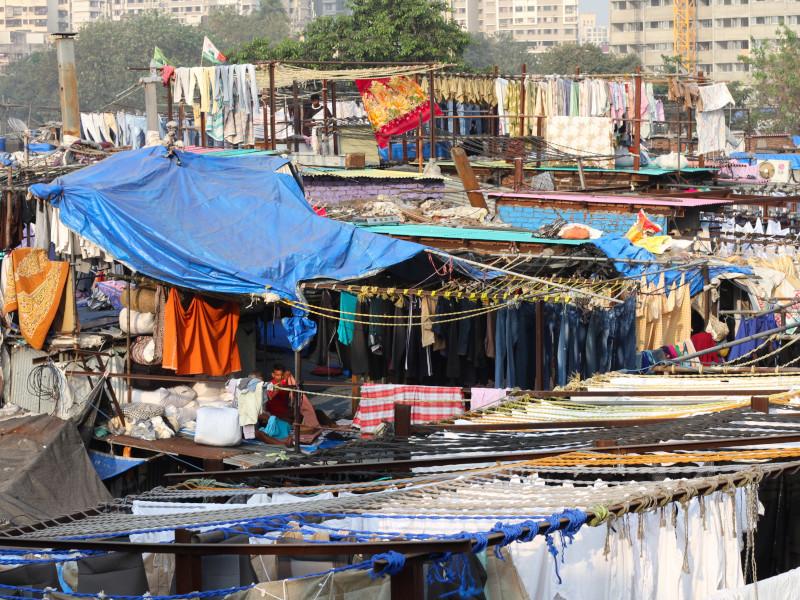 Dhobi Ghat, Mahalakshmi, Mumbai, India