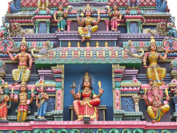 Madurai Mariamman Kovil, Port Louis, Mauritius