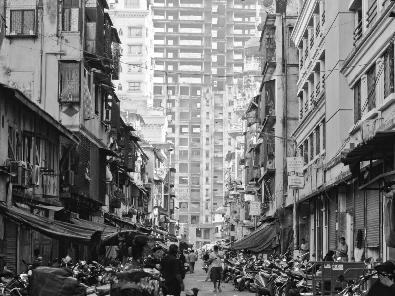 Bhendi Bazaar, Mumbai, India