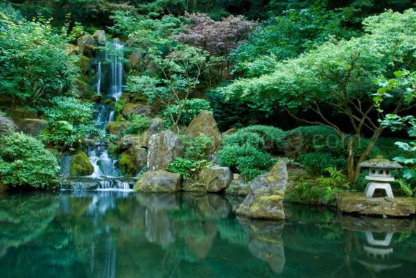 Japanese Gardens, Portland, OR September 2011