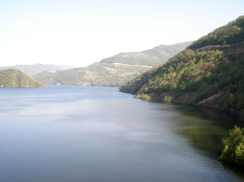Upset Lake :(