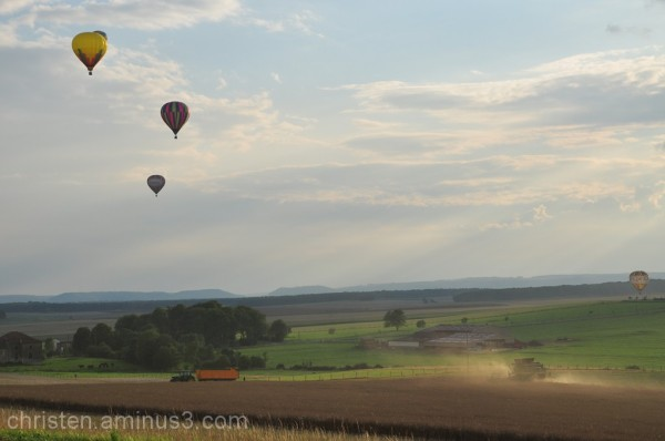mondial Air Ballons 2011/ Chambley