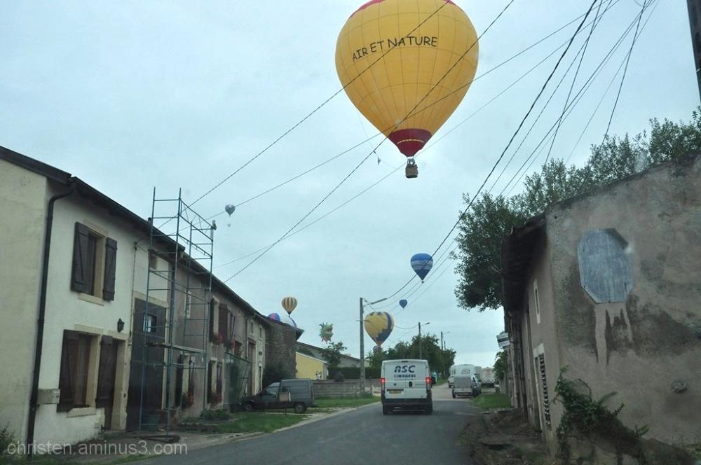 mondial Air Ballons 2011 serie / Chambley