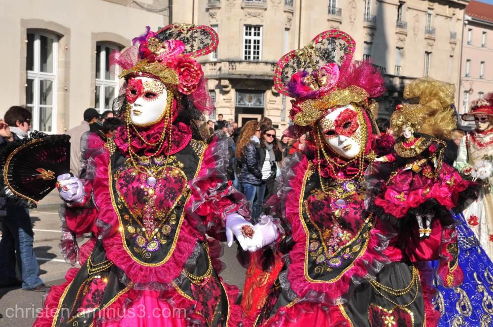 Venitian carnaval #4