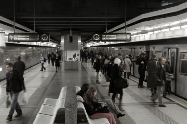 Catching the Metro