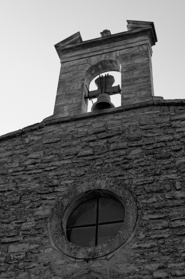 Belltower. Gordes, France