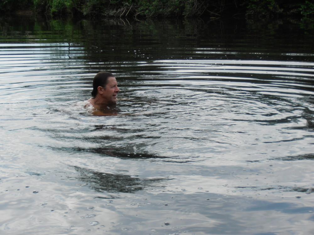 aquatic man or man aquatic?