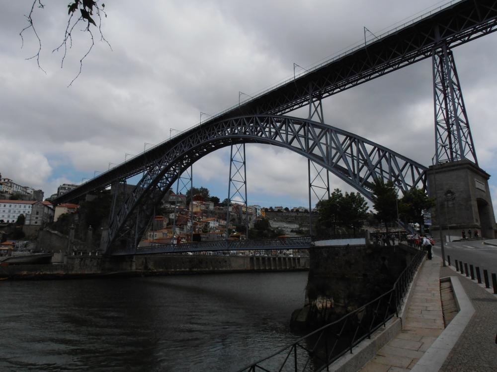 """""""the bridge"""" of Porto-Portugal"""