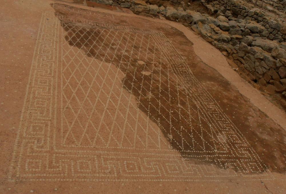 Empuries Greek Mosaic