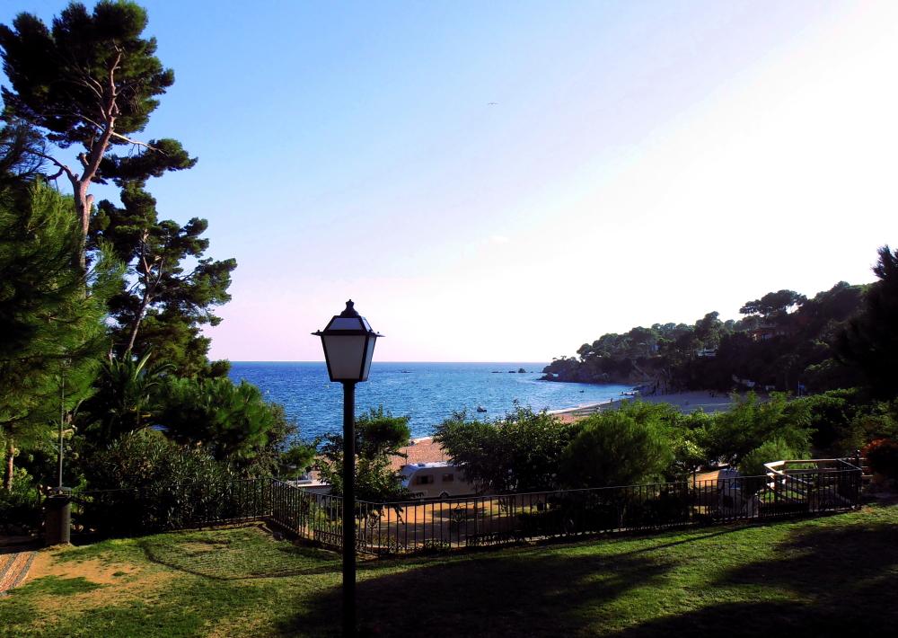 Mar Mediterráneo, (Costa Brava-España)